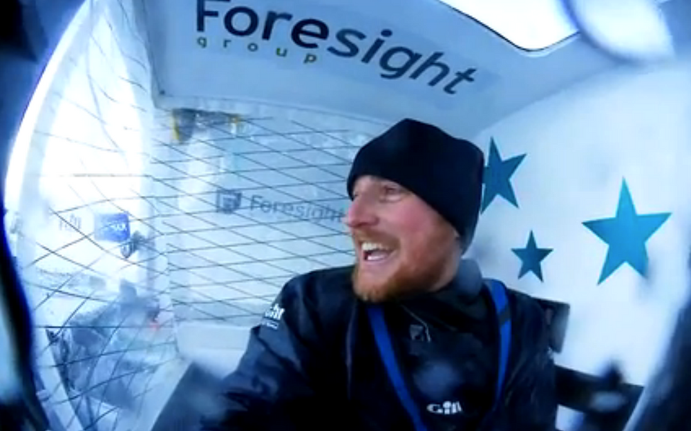28.12 a bit chilly © Foresight Natural Energy #Vendée Globe