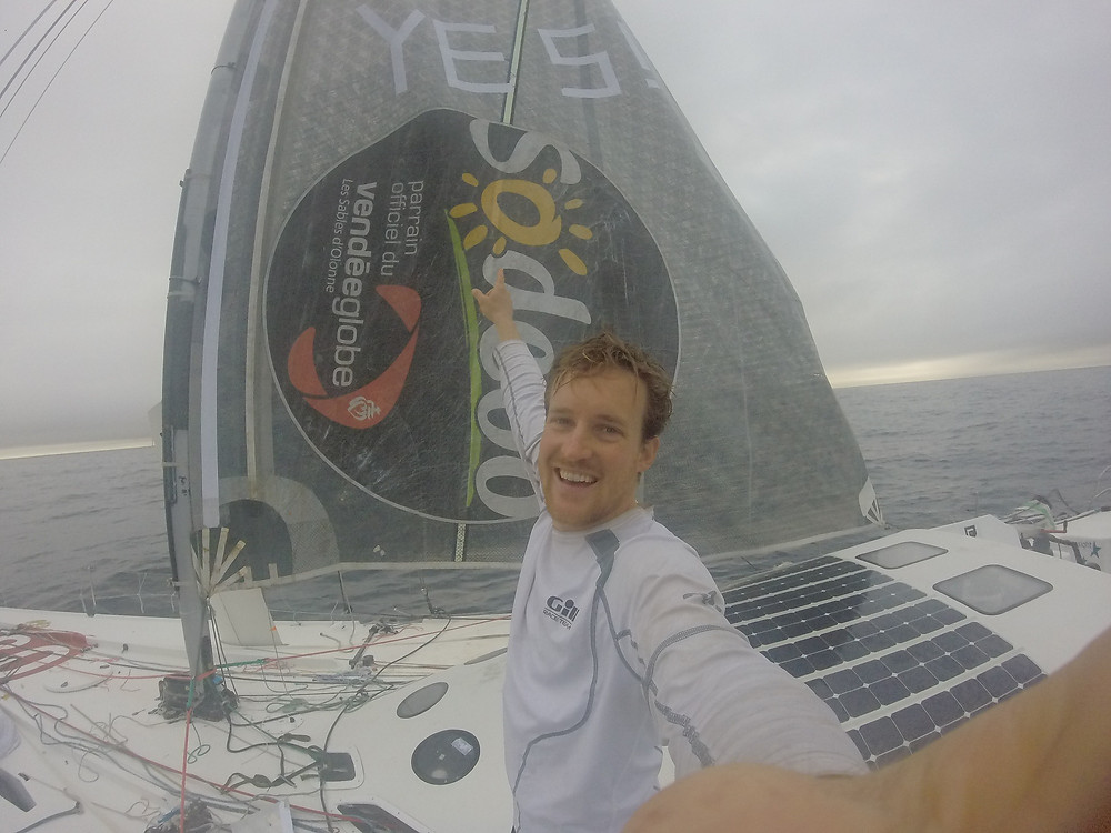 © Foresight Natural Energy / Conrad Colman #vendeeglobe