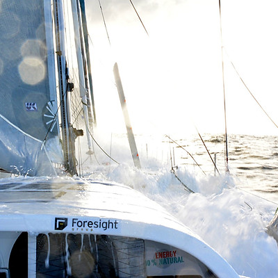 Vendée Globe - Foresight Natural Energy