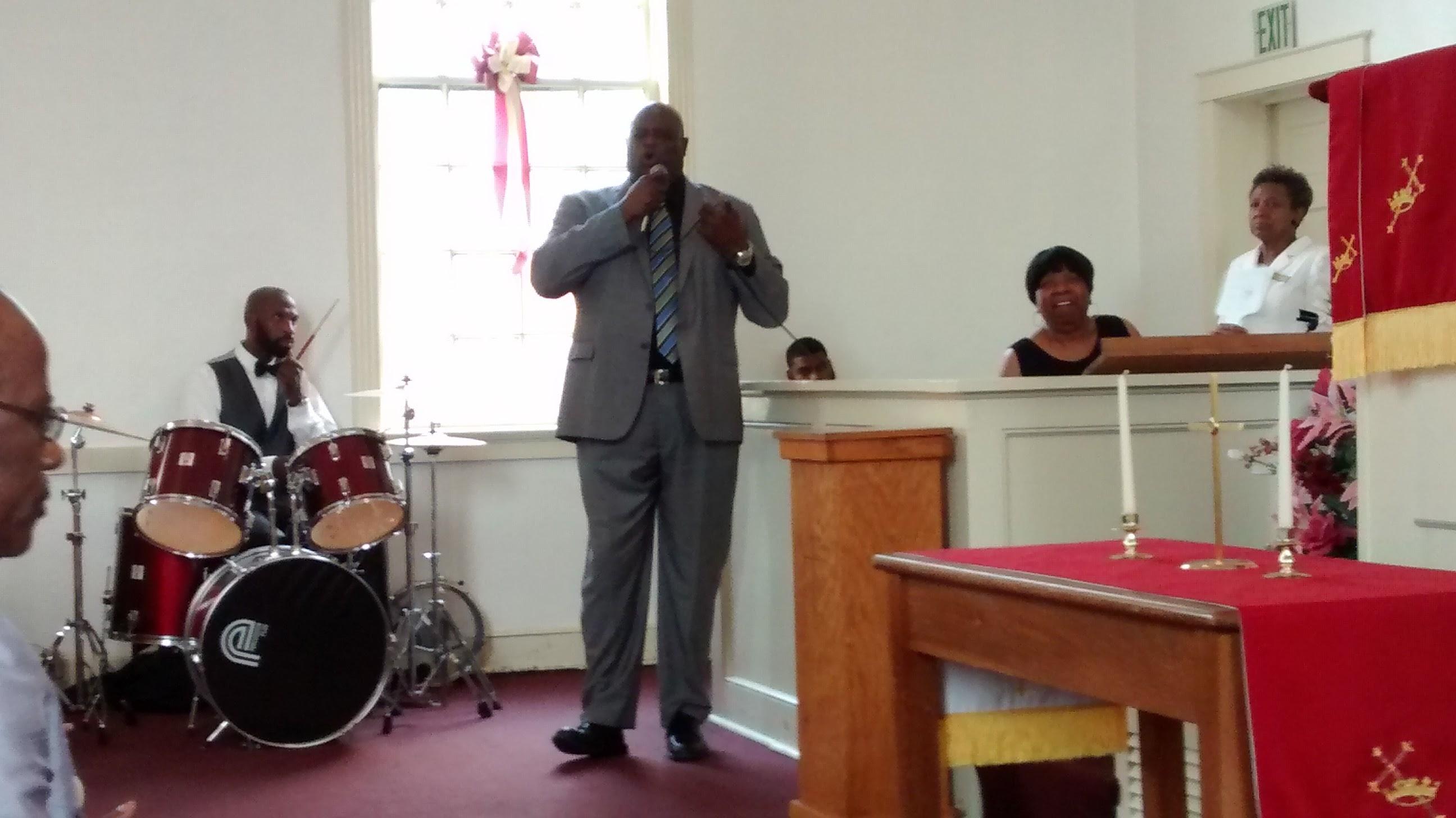 Singing Songs of Praise