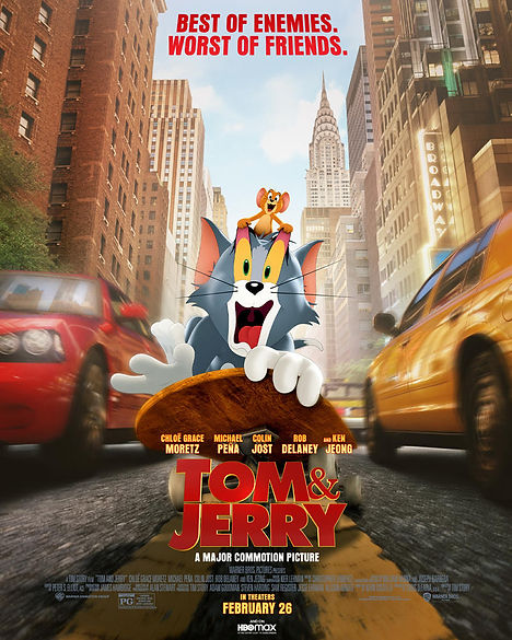 TOM-et-JERRY