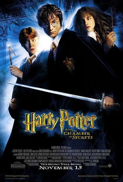 HARRY-POTTER-ET-LA CHAMBRE-DES-SECRETS
