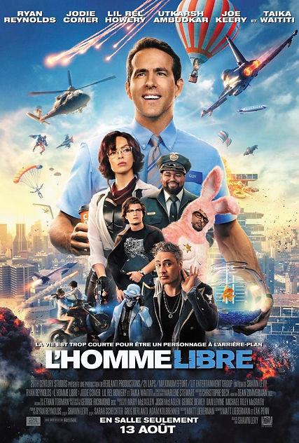 HOMME-LIBRE