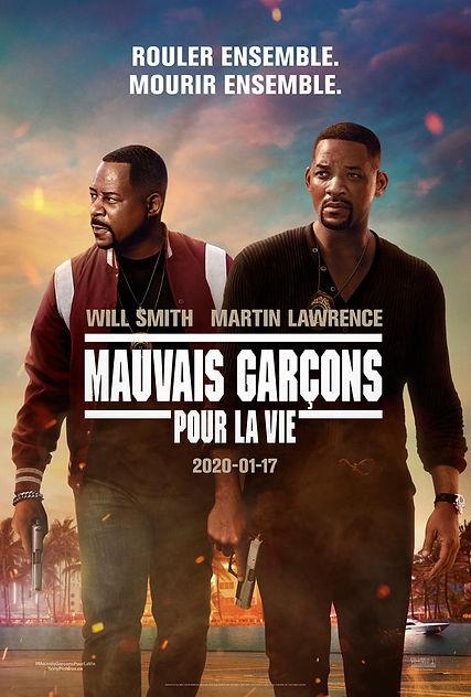 MAUVAIS-GARcONS-POUR LA VIE