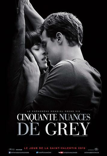 CINQUANTE NUANCE DE GREY
