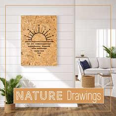 קטגורית תמונות בסגנון טבע