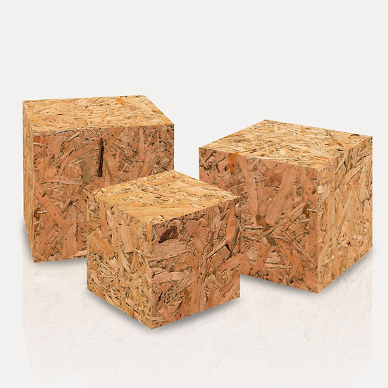 Cube Set - side tables