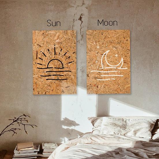 Luna y Sol set