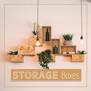 ארגזי אחסון ואדניות מעץ ממוחזר | ארגזי אחסון | קופסאות אחסון | אדניות עץ | רהיטים מעץ ממוחזר