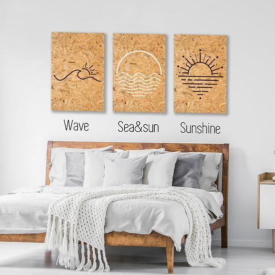 Sunbathe set