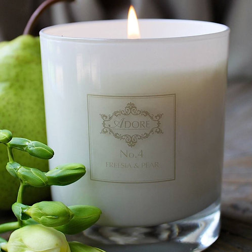 Adore Fine Fragrance - Natural Soy Candles