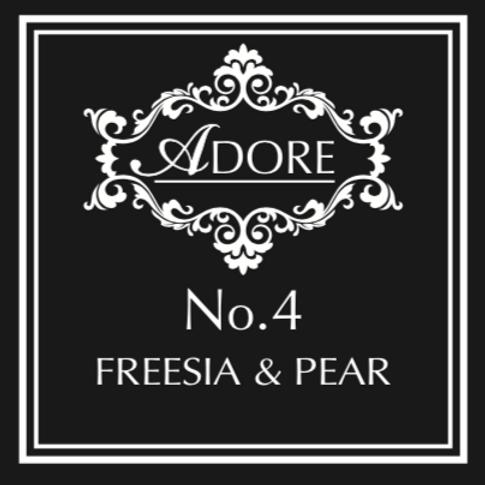 No.4 Freesia & Pear Diffuser