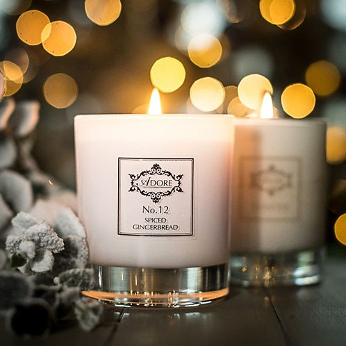 Hand-Poured Natural Soy Candle 225g