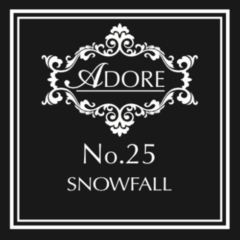 No. 25 Snowfall Diffuser