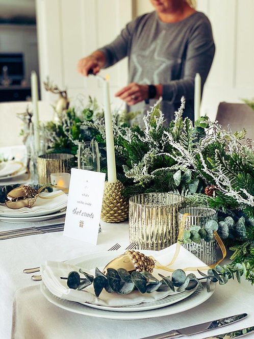 Adore Table Centrepiece/Garland