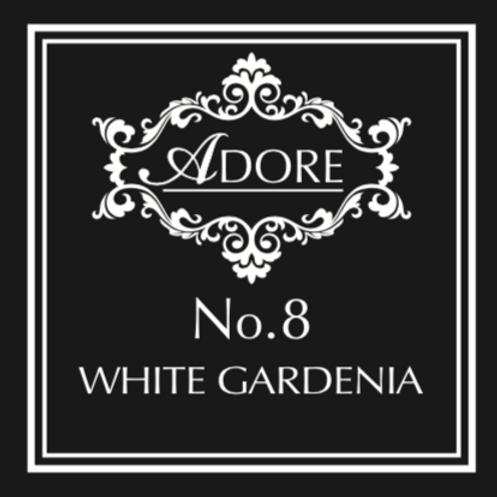 No.8 White Gardenia Diffuser