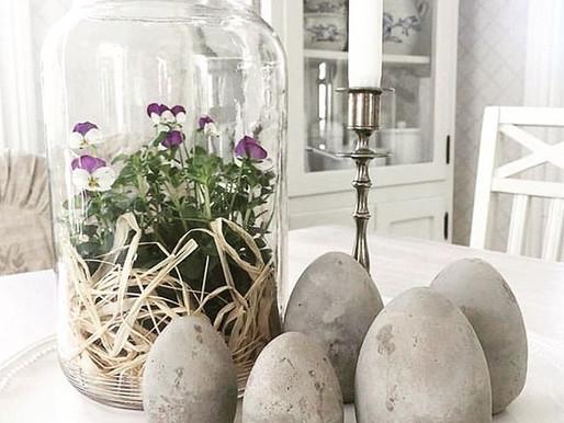 Egg in a jar