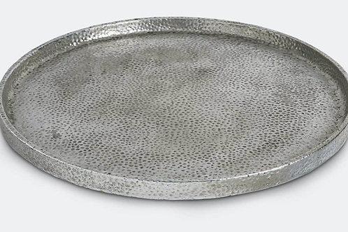 Silver Decorative Platter