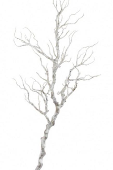 Scandi White Branch