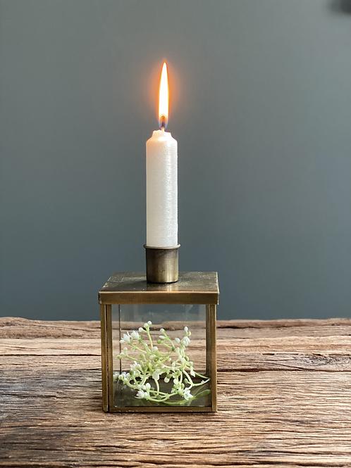 Decorative Gold Candleholder