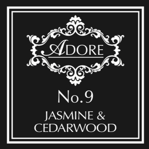 No.9 Jasmine & Cedarwood Diffuser