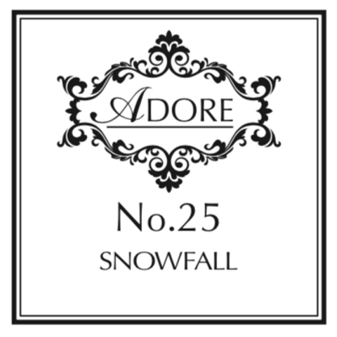 No. 25 Snowfall Candle