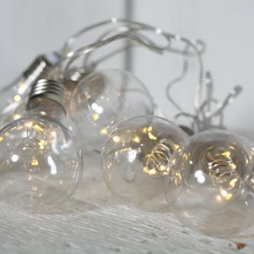 Light Bulb Garland