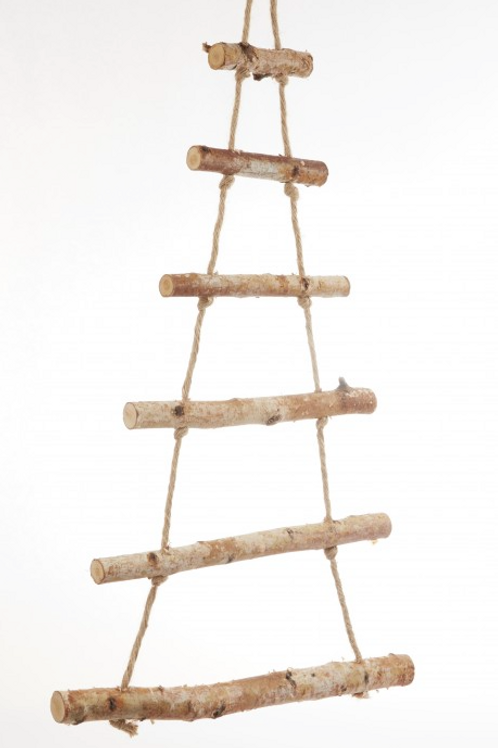 Small Birch Hanging Ladder
