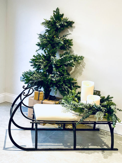 Space Saving ChristmasTree (Faux)