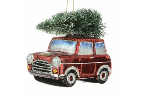 Red Mini Bauble
