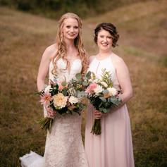 Bridal Party Hair and Makeup