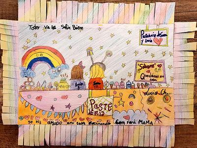 Lucia Chalarca 7 años