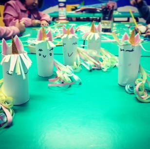 unicornios -  curso pekes