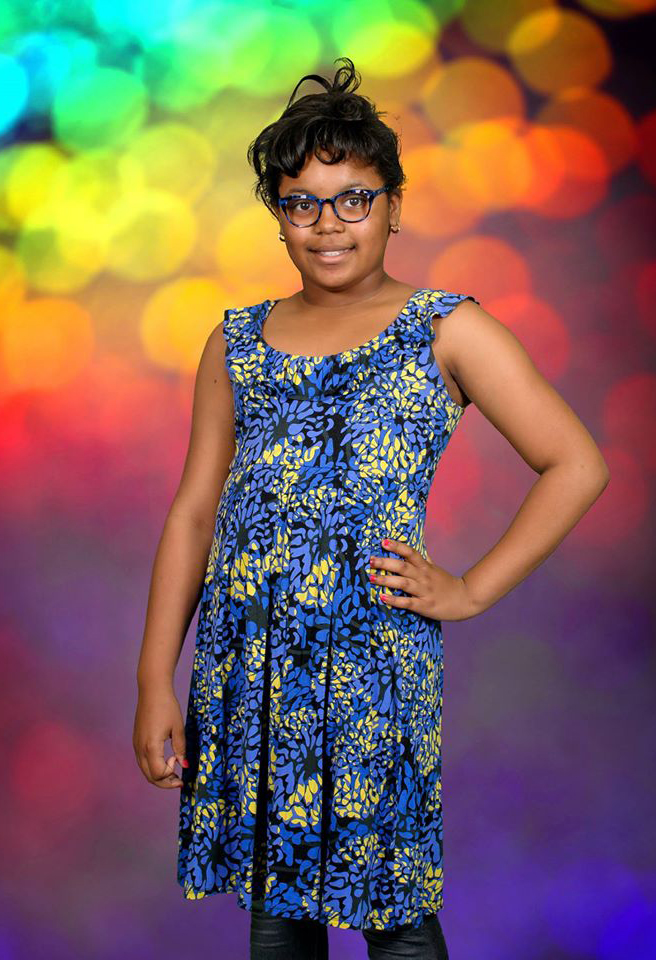 Amber F