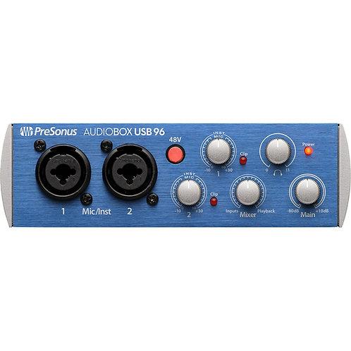 Sound card âm thanh Presonus Audiobox USB 96