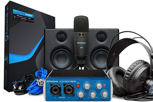 Combo Studio PreSonus AudioBox