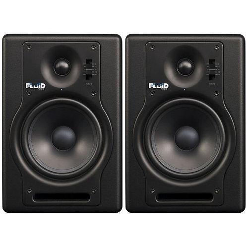 FLUID AUDIO F5 ACTIVE STUDIO MONITORS (Cặp)