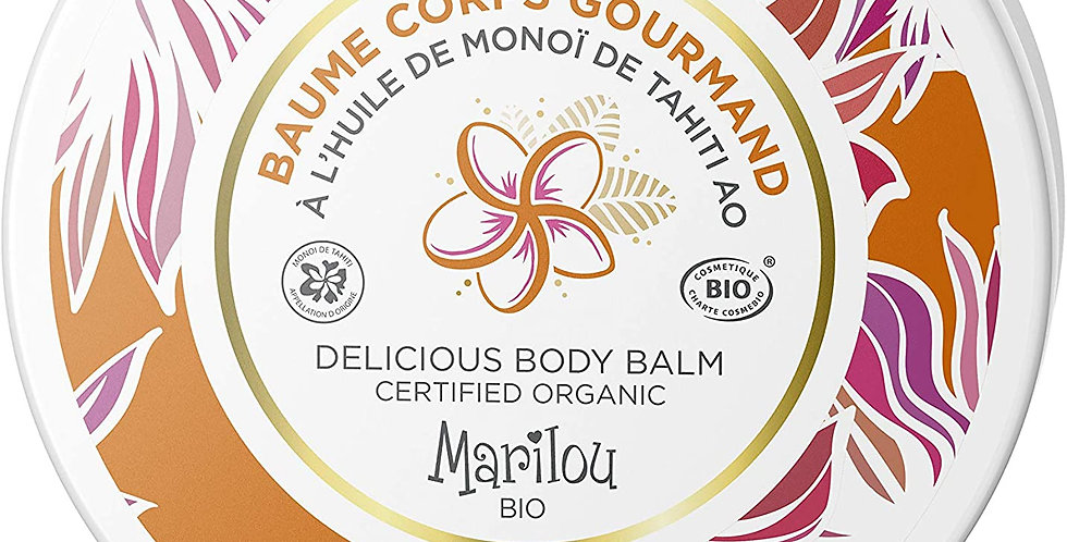 Marilou BIO - Baume corps gourmand 150 mL