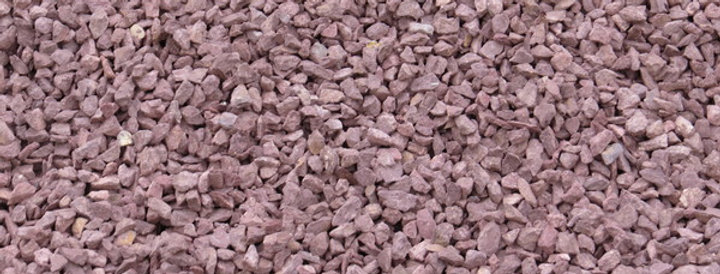 Gravillon violet en sac de 25 kg