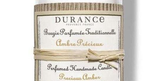 bougie parfumée Ambre Précieux 180g - DURANCE