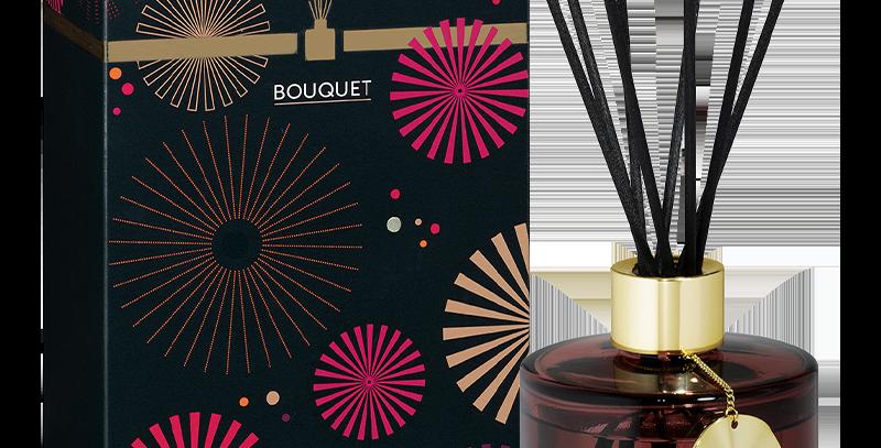 MAISON BERGER - Bouquet parfumé Cercle Pétillance Exquise