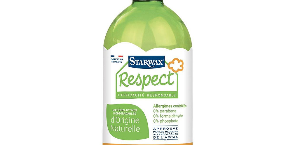 Respect vaisselle mains 500ml