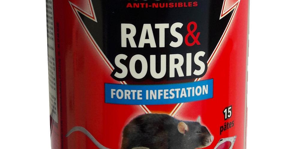 Rats et Souris Forte Infection 'caussade' 150g