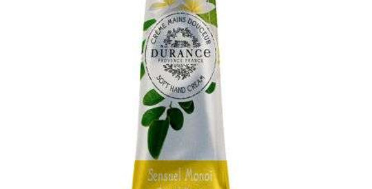 Crème mains Sensuel Monoï 30ml - DURANCE