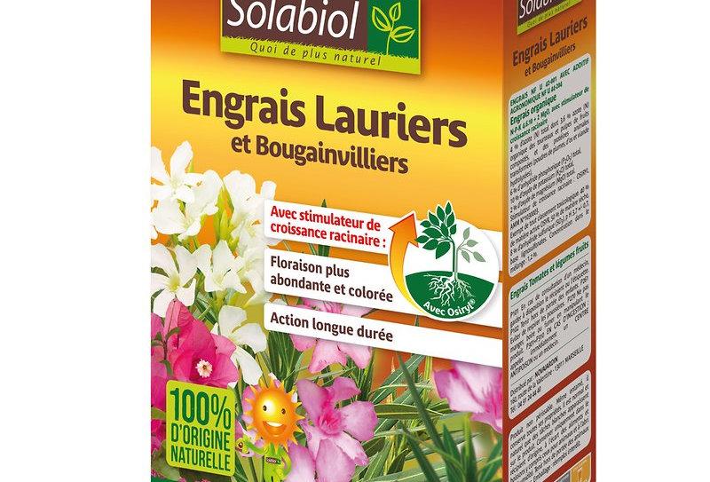 Engrais Lauriers et Bougainvilliers 1.5kg Solabiol