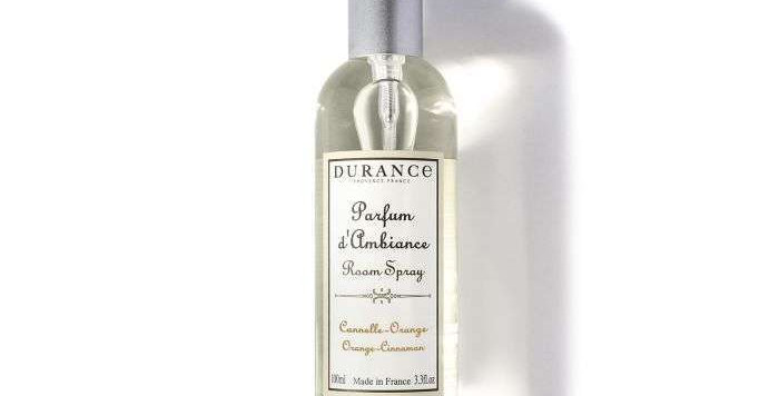 DURANCE - Parfum d'ambiance Cannelle Orange 100ml