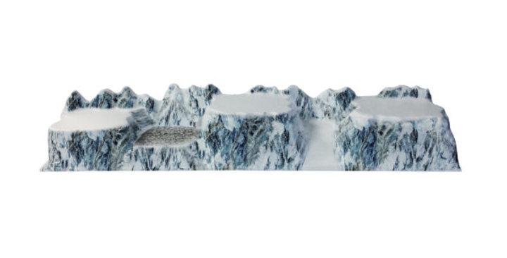 Base pour village Longhorn 120*22