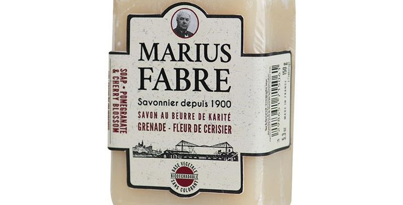Savon Grenade - Fleur de Cerisier - Marius Fabre