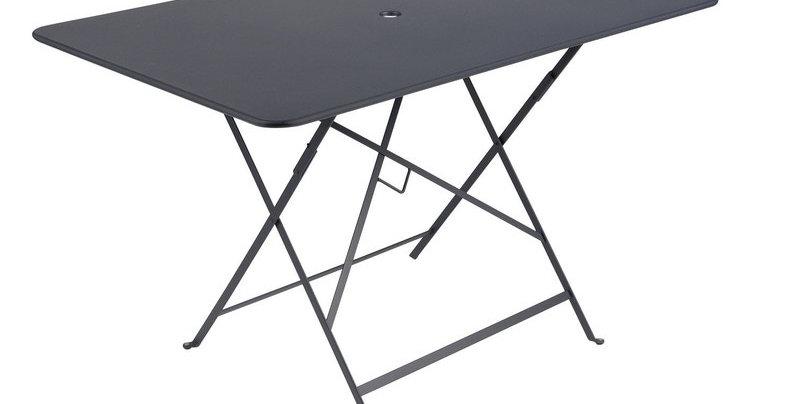 Table Bistro 117x77 Carbone FERMOB
