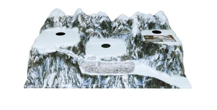 Base pour village Dolomites 78*38